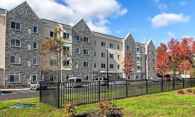 Building, Inglis Gardens At Belmont, 0