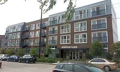 Junction Flats Apartments, 0