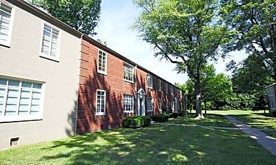 Building, Village Manor Apartments, 0
