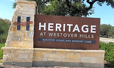 The Heritage at Westover Hills, 1