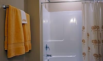 Bathroom, Copper Leaf Residence, 2