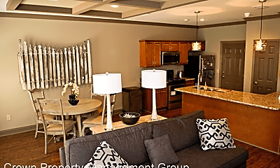 Living Room, 210 W Cranford Ave, 1