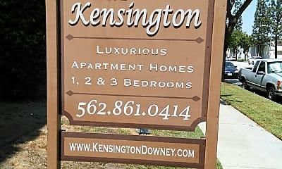 The Kensington Apartments, 1