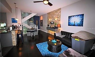 Living Room, 465 E South St 22, 1