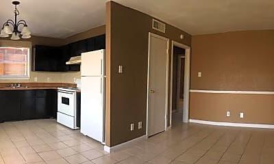 Kitchen, Killeen 18th Street, 2