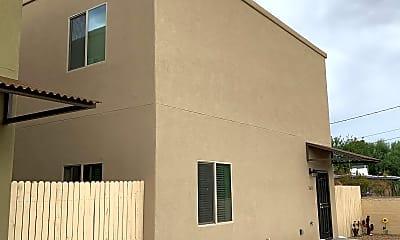 Building, 3402 E Flower St, 1