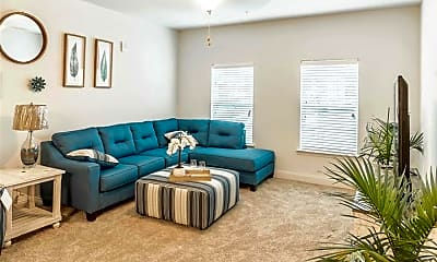 Living Room, Latitude at Richmond Hill, 0