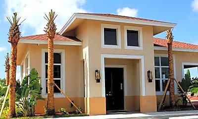 Patio / Deck, Mirage Bay Apartments, 1
