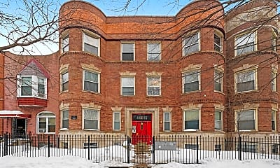 Building, 4413 S Prairie Ave, 0