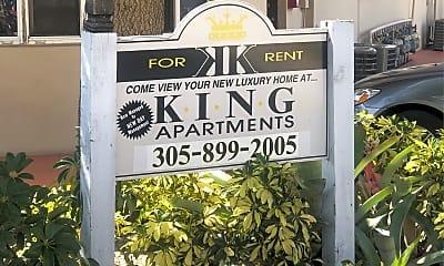 Lion King Apartments, 1
