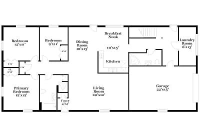 Building, 4710 E 135th St, 1