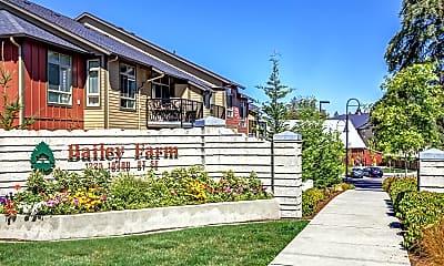 Community Signage, Bailey Farm Apartments, 0