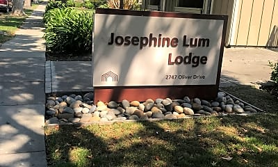 Josephine Lum Lodge, 1