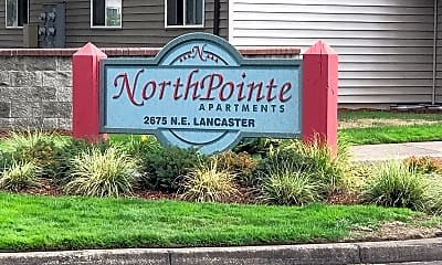 North Pointe Apartments, 1