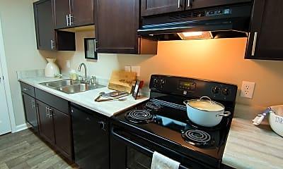 Kitchen, Avonlea Westside, 1