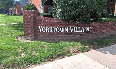 Yorktown Village Apartments, 1