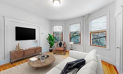 Living Room, 19 Buckingham St #1, 0
