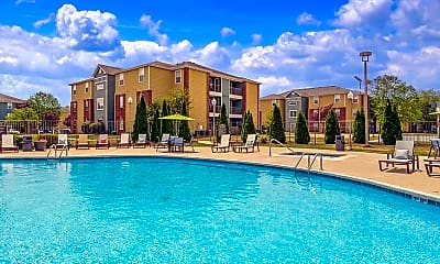 Pool, The Place at 117 - Per Bed Lease, 0