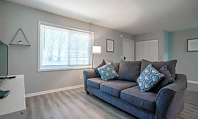 Living Room, Room for Rent - Decatur Home, 1