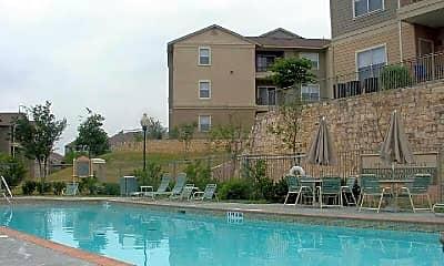 Pool, 5711 North Knoll, 0