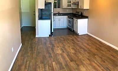 Kitchen, 4506 Saugus Avenue Unit 2, 2