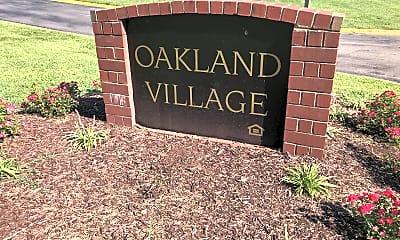 Oakland Village Townhouse Apts, 1