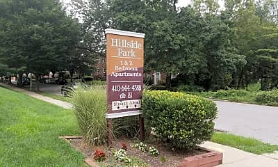 Hillside Park Apartments, 1