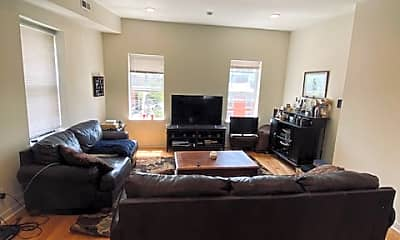 Living Room, 2001 Fairmount Ave, 1