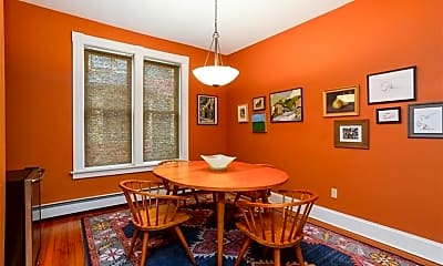 Dining Room, 51 Ashley St, 1