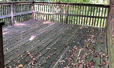 Patio / Deck, 3500 Marquette Rd, 2