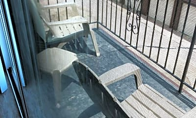 Patio / Deck, 3600 South Willow Avenue, 2