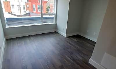 Living Room, 5402 Webster Street, 2