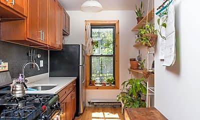 Kitchen, 1406 Putnam Ave, 1