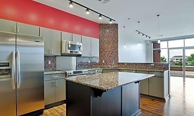 Kitchen, 515 S. Main Unit 205, 0