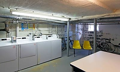 Storage Room, Mary Ann Apartments, 1