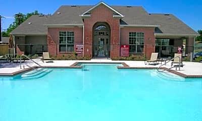 Pool, Renaissance Courts, 1