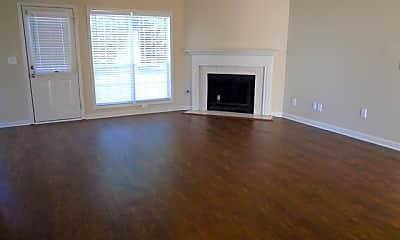 Living Room, 166 Crestworth Crossing, 1