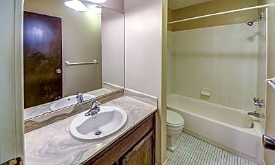 Bathroom, Cedar Ridge, 2