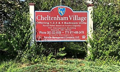Cheltenham Village, 1
