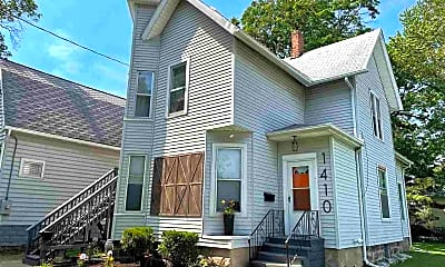 Building, 1410 Homewild Ave 1, 0