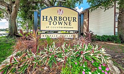 Community Signage, 1580 Nantucket Ct, 0