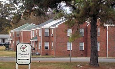 Cloverdale Garden Apartments, 0