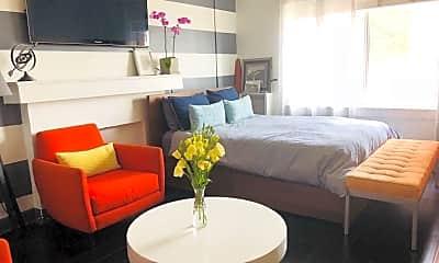 Living Room, 687 Shatto Pl, 1
