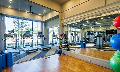 Fitness Weight Room, The Gibson, 0