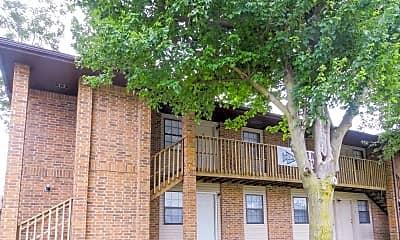 Building, 720 Kimbrough Apartments, 0
