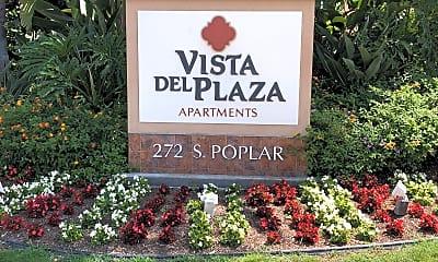 Vista del Plaza Apartments, 1