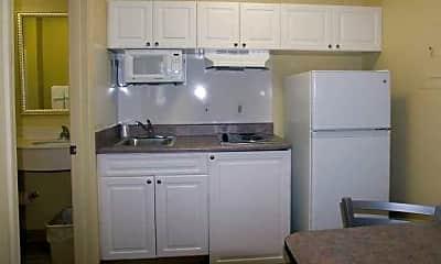 InTown Suites - Arlington South (ARS), 2