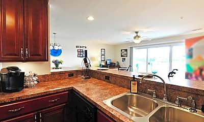 Kitchen, Mill Creek Landing, 1
