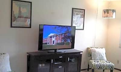 Recreation Area, Varsity Square Apartments, 2