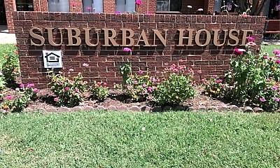 Suburban House, 1